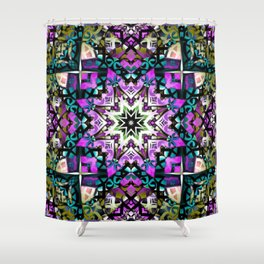 Harlow Mandala Shower Curtain