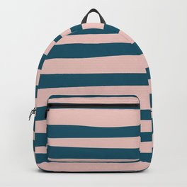 Wavy Lines Backpack