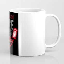 The Question isn't Where, but When! Coffee Mug
