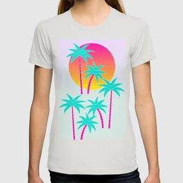 Hello Miami Sunset T-shirt