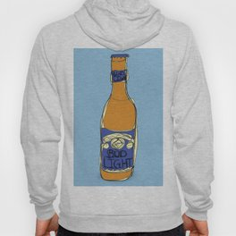 Bud Light Bottle Hoody