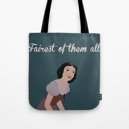 Fairest Peasant  Tote Bag