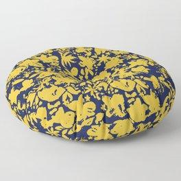 Summer Bloom Floor Pillow