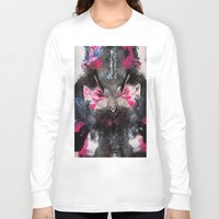 rorschach Long Sleeve T-shirts featuring RORSCHACH by ..........