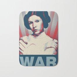 War Bath Mat