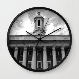 Penn State Old Main #1 Wall Clock