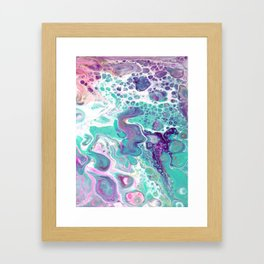 Clear Mind Framed Art Print