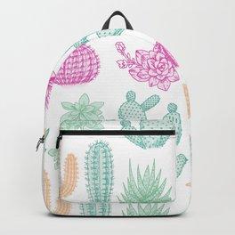 Cactus club II Backpack