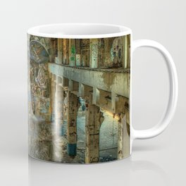 Apocalyptic Vision of the Sistine Chapel Rome 2020 Coffee Mug