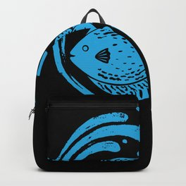 I JUST REALLY LIKE DISCUS Gift design Backpack