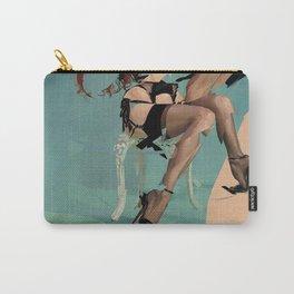 La Femme Carry-All Pouch