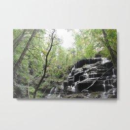 Yellow Branch Falls Metal Print