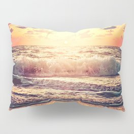 Florida Sunset Pillow Sham