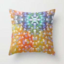 Star Magic Above Throw Pillow
