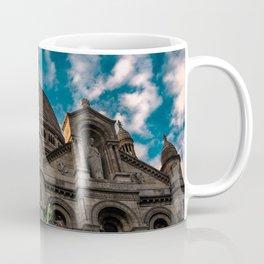 Coucher De Soleil à Sacre Coeur Coffee Mug