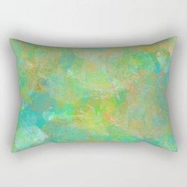 The Beginning of Spring Rectangular Pillow