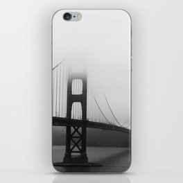 SF Golden Gate iPhone Skin