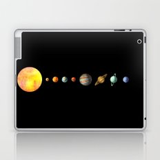 The Solar System Laptop & iPad Skin