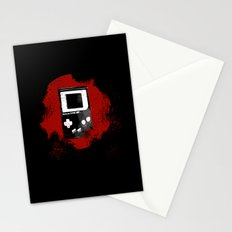 Gaming Is Dead.. Long Live Gaming Stationery Cards