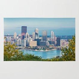 Downtown Pittsburgh Rug