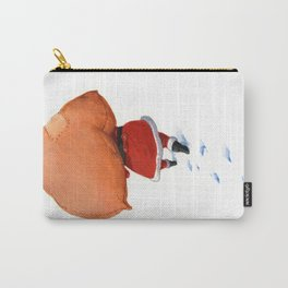 Santa Claus is Coming to Town Carry-All Pouch