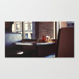 Diner  Canvas Print