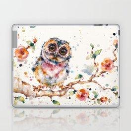 Yep, Cute Is My Middle Name (Owl) Laptop & iPad Skin