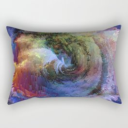 Khaos(Butterfly Effect) Rectangular Pillow
