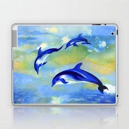 Dolphin Fantasy Laptop & iPad Skin