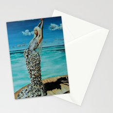 THE MCQUEEN MERMAID Stationery Cards