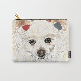 Dog Portrait 1 Carry-All Pouch