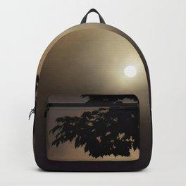 Dark Halloween Dawn Backpack