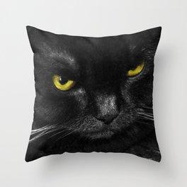 Muimui 2 Throw Pillow