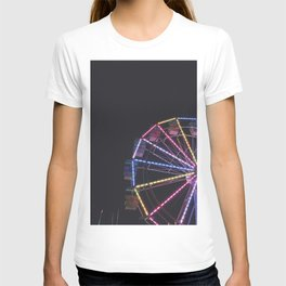 Iowa State Fair 2018 - Ferris Wheel T-shirt