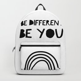Be Different, Be You Backpack