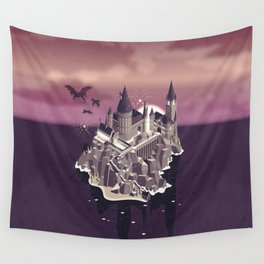 Hogwarts series (year 5: the Order of the Phoenix) Wall Tapestry