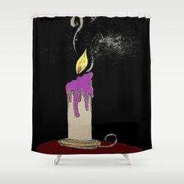 Lady Macbeth Shower Curtain