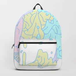 Melting Brain Backpack