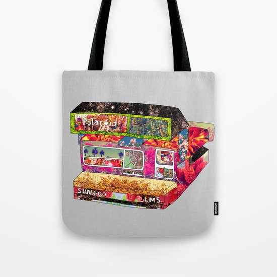 Instant Picture This Tote Bag