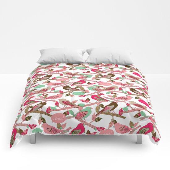 Tweet! Comforters