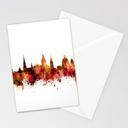 Annapolis Maryland Skyline Stationery Cards