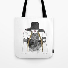 Creole Queen Bey Tote Bag