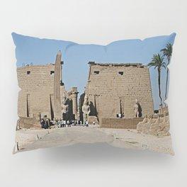 Temple of Luxor, no. 13 Pillow Sham