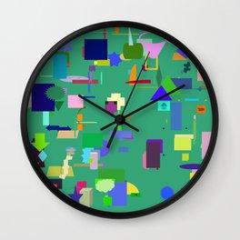 0302017 Wall Clock