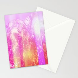 Shade & Palmtree 2 Stationery Cards