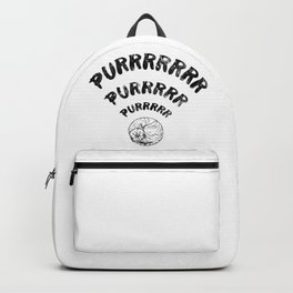 The Purrfect Connection Backpack