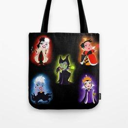 Pretty Lil' Villains Tote Bag