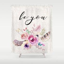 Flowers bouquet #26 Shower Curtain