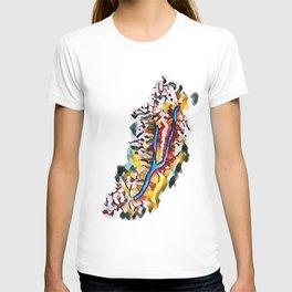 Kauka Lake - Lark T-shirt