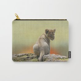 Lion Cub King Carry-All Pouch